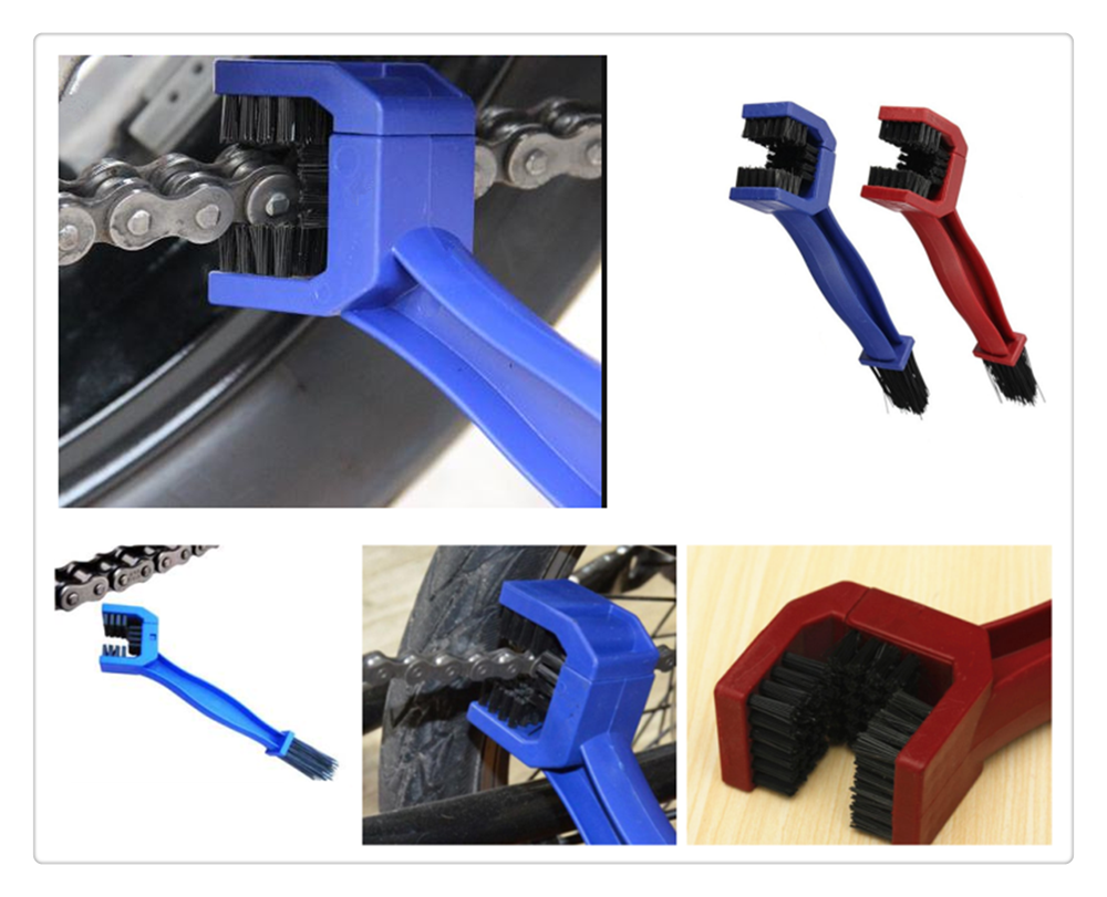 Symbol Of The Brand Motorcycle Modeling Sprocket Wheel Cleaning Brush Gear Bicycle For Suzuki Gsx250 Gsx550 Gsx600 Fj-fv Gn72a Katana Gsxr1000 Relieving Rheumatism And Cold Frames & Fittings Automobiles & Motorcycles
