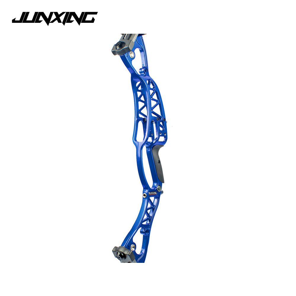 2 Color M106 Compound Bow Riser Aluminum Alloy Riser DIY Compound Bow for Outdoor Hunting Shooting Fishing