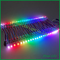 DC5V 12mm WS2811/ucs1903 led lights Christmas wedding party decorations garland led ipixel string