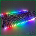WS2811 DC5V 12mm/ucs1903 levou seqüência de luzes de Natal de casamento decorações do partido garland led soluções ipixel