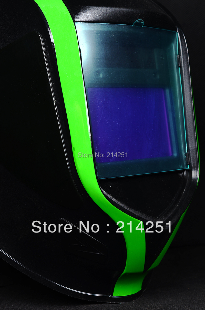 2014 New Free Shipping Design Super View Window X9000 Welding Helmet With Digital And Grinding Function For 3in1 Mig Tig Mma,
