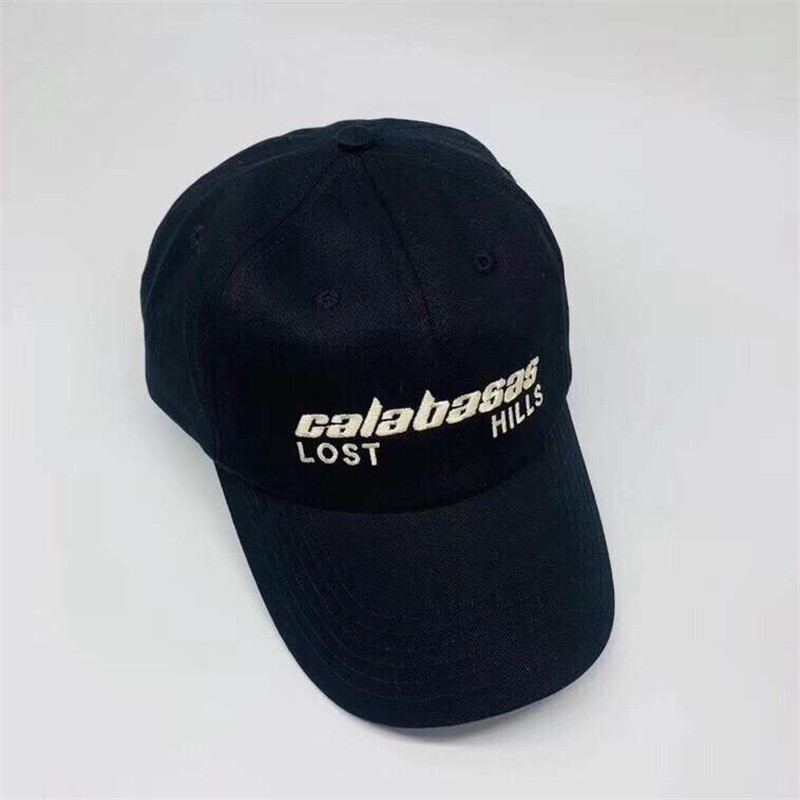 Calabasas Season 5 Baseball Caps 1:1 High Quality Embroidery Caps