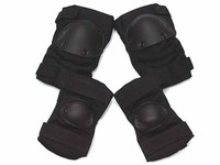 Top Quality Military Tactical Airsoft Sport Paintball Protective Knee Pads Elbow Pads