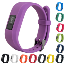 12 Colors Soft Comfortable Silicon Sports Watch Band Replacement Wrist Strap Metal Buckle Belt Bracelet High Quality Watchbands