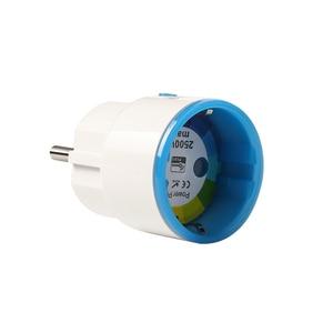 Image 3 - NEO COOLCAM NAS WR01ZE Z wave Plus Smart Power Plug EU Socket Smart Home Automation Alarm System home