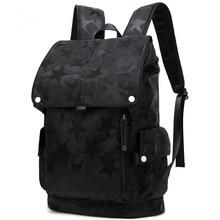 Men Backpack Canvas Waterproof Back Pack Designer Backpacks Male Escolar High Quality Unisex Bags Travel Bag Mochila Masculina стоимость