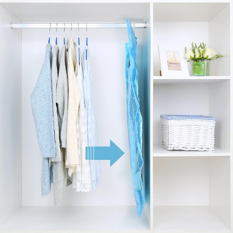 Одежда Висячие Тип / Висячие Тип - Организация и хранения в доме - Фотография 6