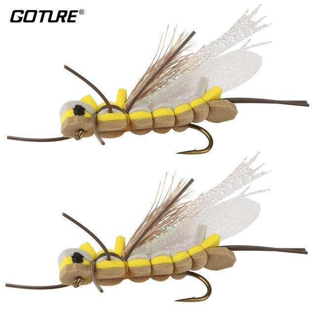 leurre truite insecte infos et