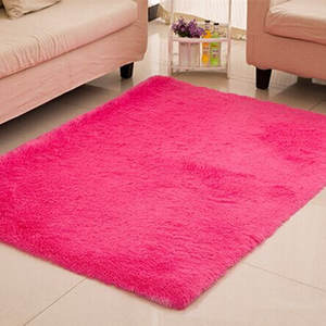 Carpet Modern Pink Living-Room/bedroom-Rug Gray Antiskid Soft White Purpule 11-Color