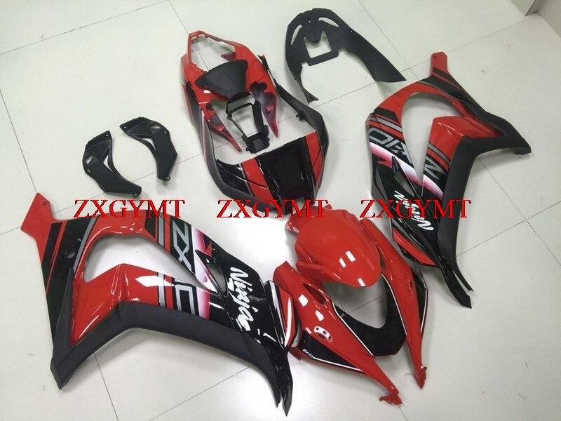 Body Kits for ZX10r 2016 - 2017 Motorcycle Fairing Ninja ZX 10r 2017 Red Black Motorcycle Fairing ZX-10r 2016Body Kits for ZX10r 2016 - 2017 Motorcycle Fairing Ninja ZX 10r 2017 Red Black Motorcycle Fairing ZX-10r 2016