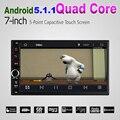Quad core 7 ''android 5.1.1 player do carro (sem dvd) gps de navegação para honda stream/everus wi-fi 3g roda de bluetooth da direcção