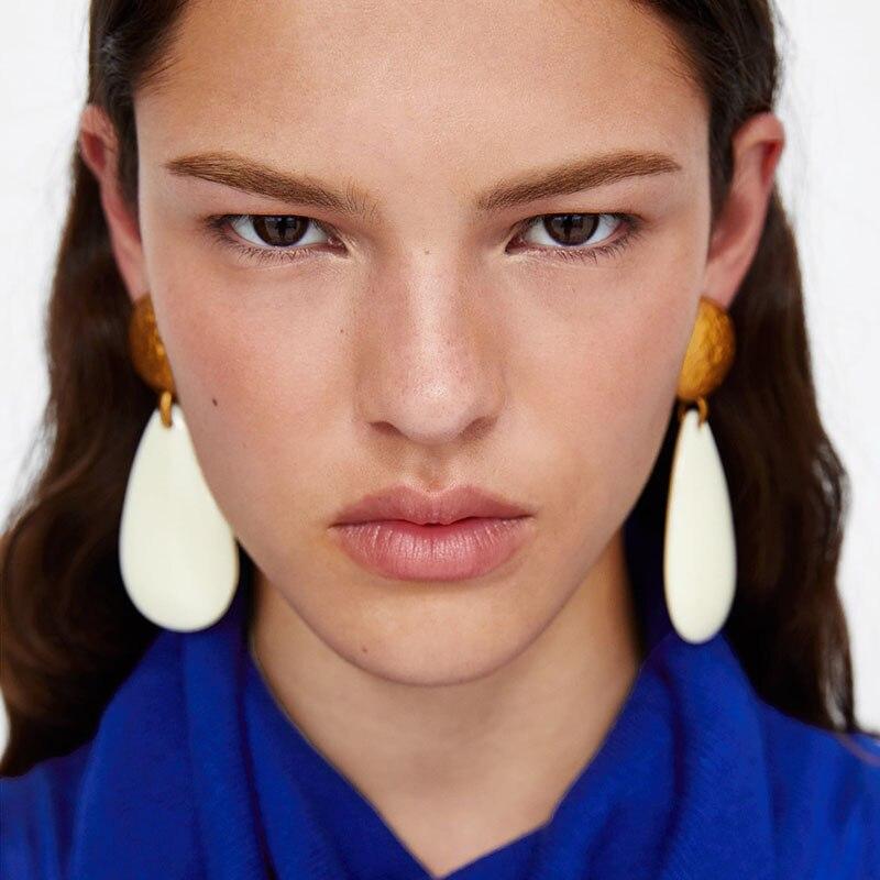 Best-lady-Hot-Resin-Water-Drop-Dangle-Earrings-For-Women-Vintage-Wedding-Party-Fashion-Pendant-Earring