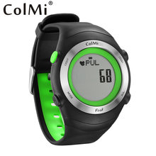 COLMI Smart Watch Round Heart Rate Outdoor swimming Fashion Fitness Tracker Like Smart Bracelet Ultra-long Standby for Men Women(China)