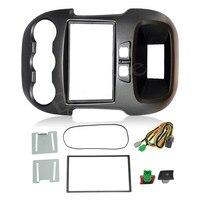 2 Din Car Kit Car Fascia Panel Audio Panel Frame Car Dash Frame Kit For Ford