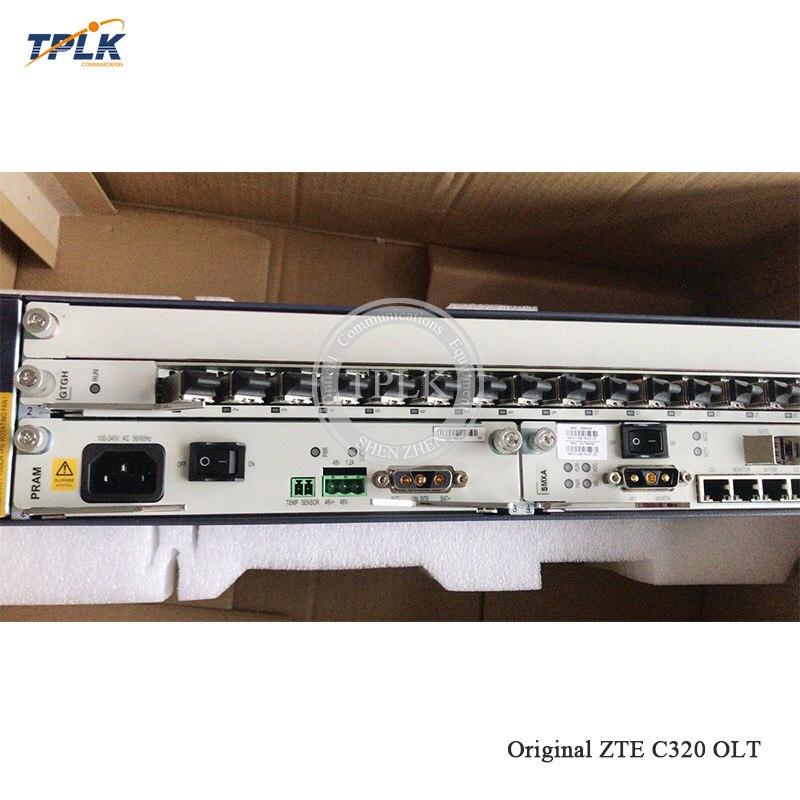 Original brand new C320 OLT GPON with 10G SMXA 3 16port GTGH GPON C board PRAM