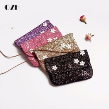 Lovely Baby Coin Purse Handbags Kawaii Glitter Princess Flowers Cross Body Accessories Bag for Kids Girls baobao Shoulder Bags(China)