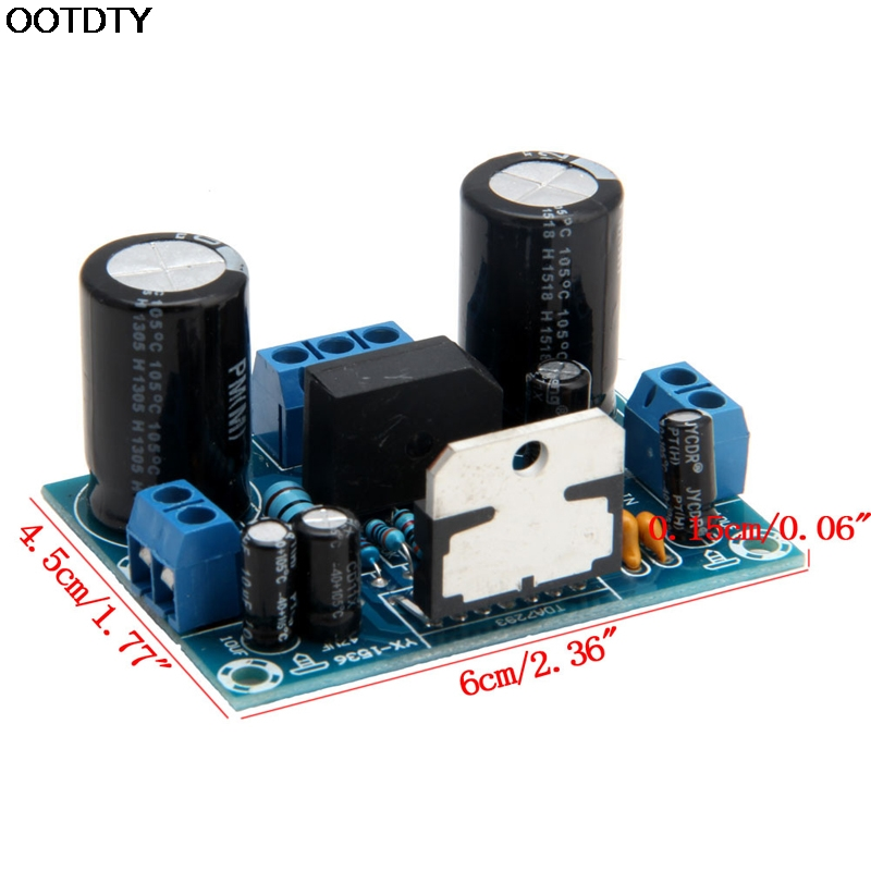 Novi TDA7293 AC 12-50V 100W mono jednokanalni digitalni audio - Kućni audio i video - Foto 2