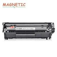 Q2612A 2612A 12a cartucho de toner Compatible para HP LJ 1010  1012  1015  1018  1020  1022  3010  3015  3020  3030  3050 M1005series impresora