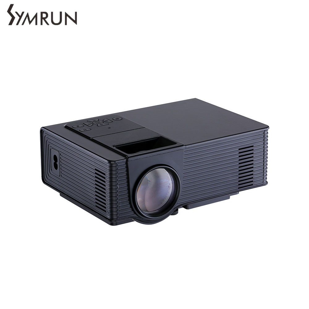 Free Shipping 2016 Bl35 Projector Full Hd Tv Home Cinema: 1080P Mobile Phone LED LCD Projector Hot Sale VS314 2016