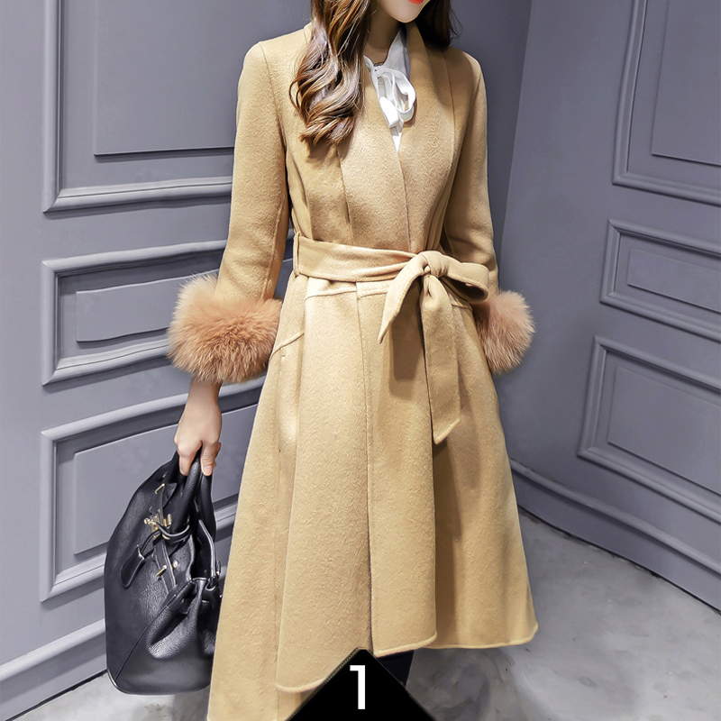 Online Get Cheap Tweed Belted Coat -Aliexpress.com | Alibaba Group