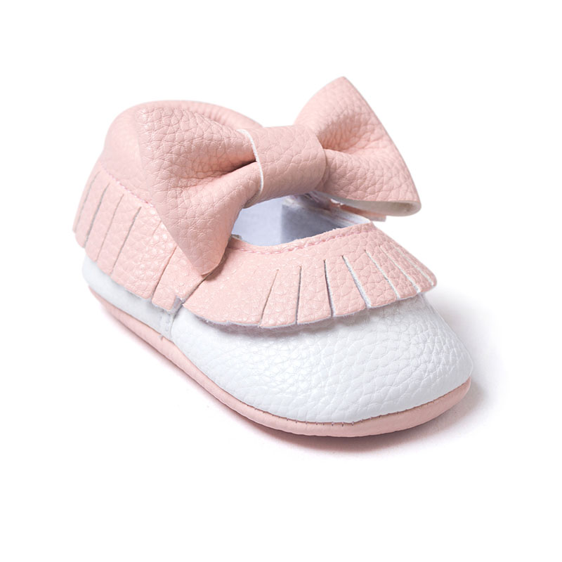 Baby-Girls-Mary-Jane-Flower-Baby-Shoes-PU-Leather-Baby-Moccasins-Gold-Bow-Girls-First-Walker-Toddler-Moccs-5