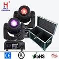 LED Spot Mini Moving Head Licht 10W Gobo Licht 7 Farben + weiß Wirkung DMX Bühne Beleuchtung Ausrüstung