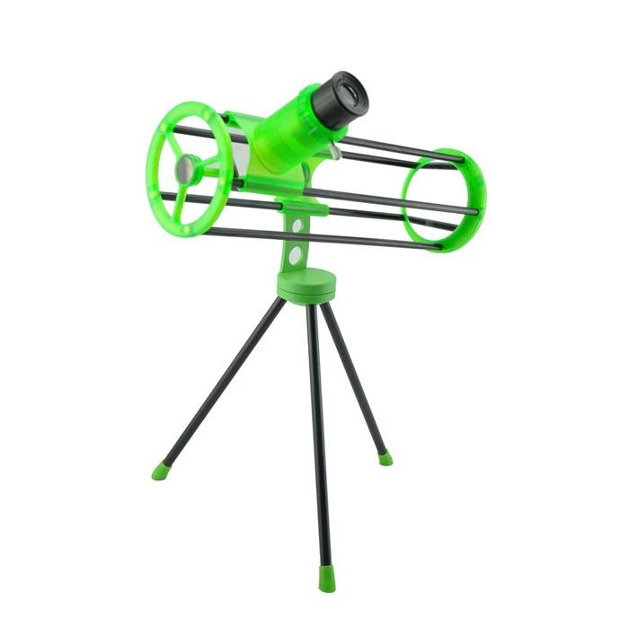 Visionking VS76300 New Space Telescope Compact Astronomy Telescope Gift For Student Child Astronomical Telescope Bright Green