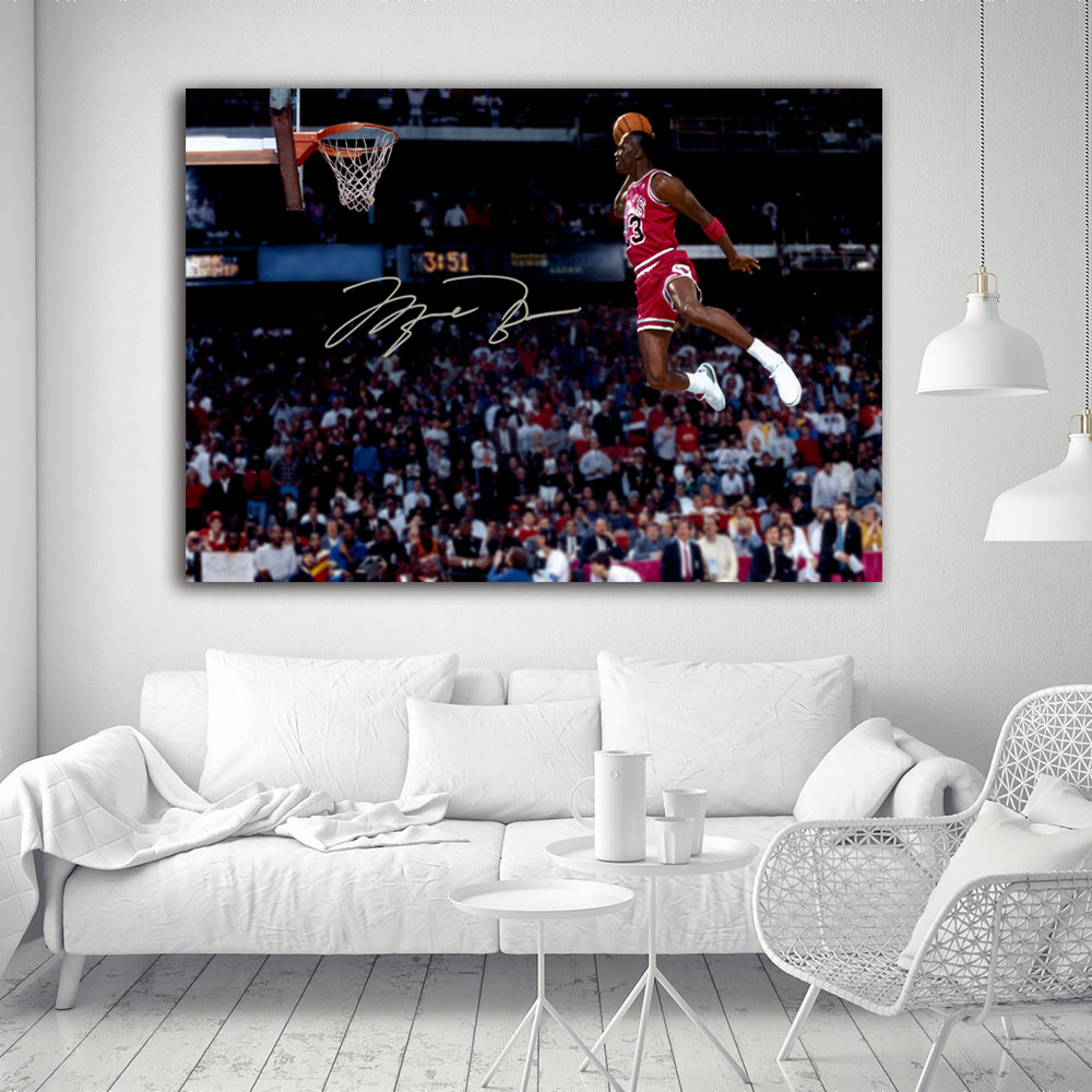 Buy michael jordan picture frame and get free shipping on AliExpress.com