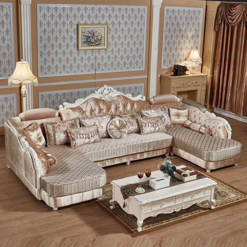 3 Pcs Of 1 Set Armchair Beanbag Sectional Sofa New Arriveliving European  Style Set Fabric Hot