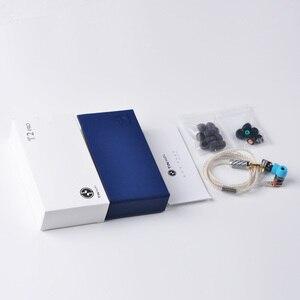 Image 5 - AK 2018 TIN Audio T2 Pro In Ear Earphone Dual Dynamic 2DD HIFI Bass Earphone DJ Metal 3.5mm Earphone Headset Headplug With MMCX