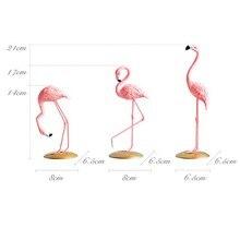 INS Nordic Style Flamingo Украшение Гостиная Romatic Свадьба Офисный Стол Украшение Дома Украшение