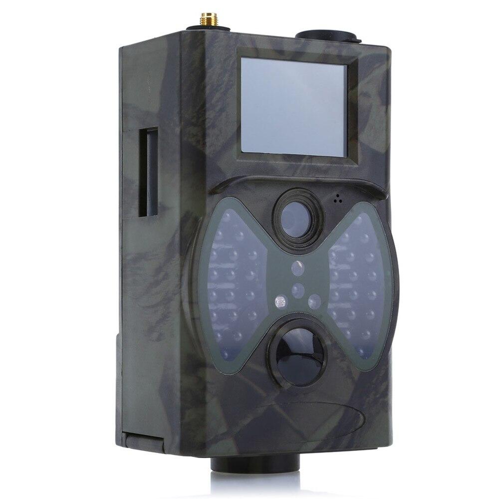 HC300M 12 м цифровая камера с дистанционным управлением 2G MMS GPRS GSM 940NM Инфракрасная камера ночного видения для охоты|digital trail camera|night vision hunting cameratrail camera | АлиЭкспресс