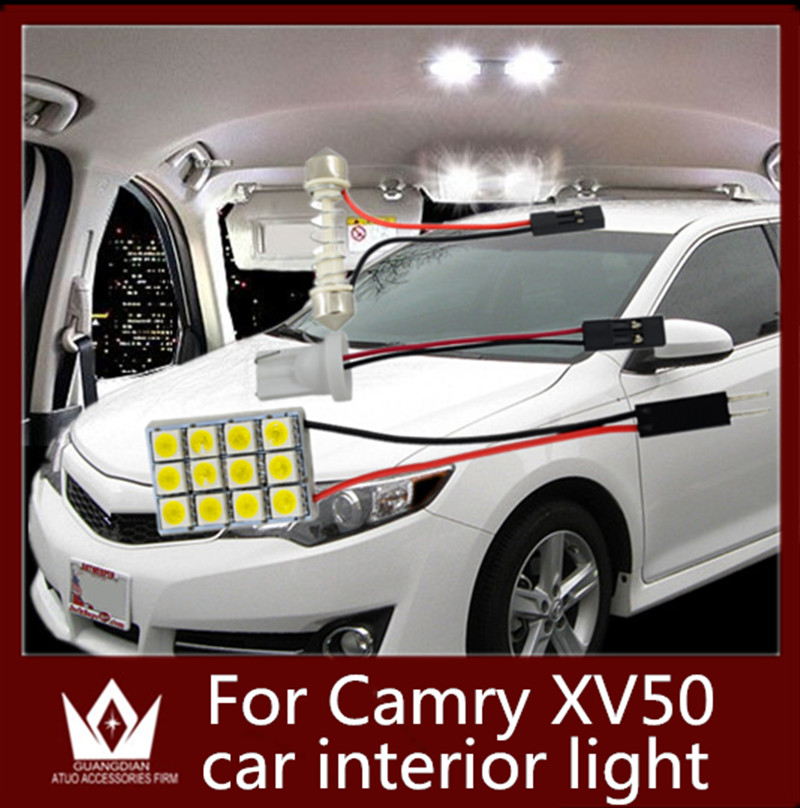 Guang Dian Car Light Led Interior Light Dome Vanity Light Trunk Cargo Lamp Kit T10 Festoon For