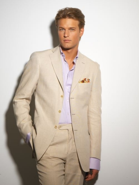 Popular Beige Linen Suit-Buy Cheap Beige Linen Suit lots from ...