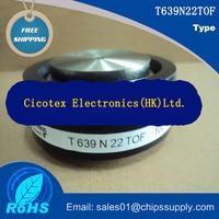 T639N22TOF POWER MODULE SCR IGBT T639N22T0F T 639N22 TOF