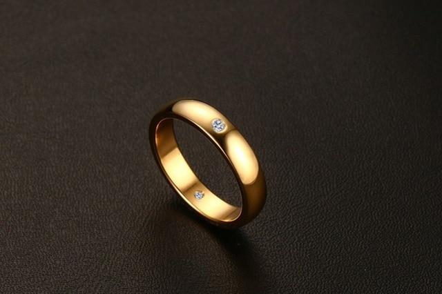 Модные кольца для мужчин и женщин из нержавеющей стали с кубическим