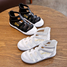 Baby Kids Fashion Roman Shoes Children Boys Girls Summer Casual Sandals Shoes quality absatzschuhe kinder sandals kids 2019(China)