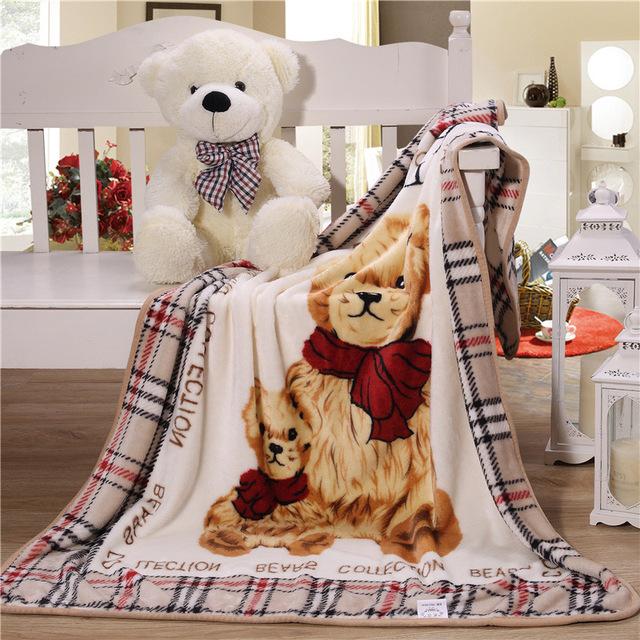 Bebe Baby Nursing Blanket Sheet Flannel Throw Blanket Coral Fleece Portable Blankie Swaddling Wrap for Strolling 100x140cm