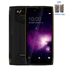 """DOOGEE S50 IP68 Wasserdichte Smartphone 5,7 """"6 GB 128 GB MTK6763 Octa-core android 7.1 5180 mAh Vier 4 Kameras 16.0MP Robusten handys"""