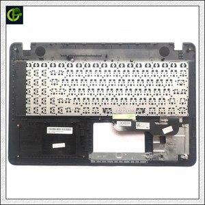 Image 2 - 95% neue Russische tastatur mit palmrest abdeckung für Asus X541 X541U X541UA X541UV X541S X541SA X541UJ R541U R541 X541L fall RU