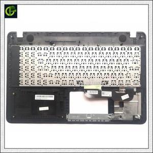 Image 2 - 95% Новый русский клавиатура с palmrest чехол для Asus X541 X541U X541UA X541UV X541S X541SA X541UJ R541U R541 X541L случае RU