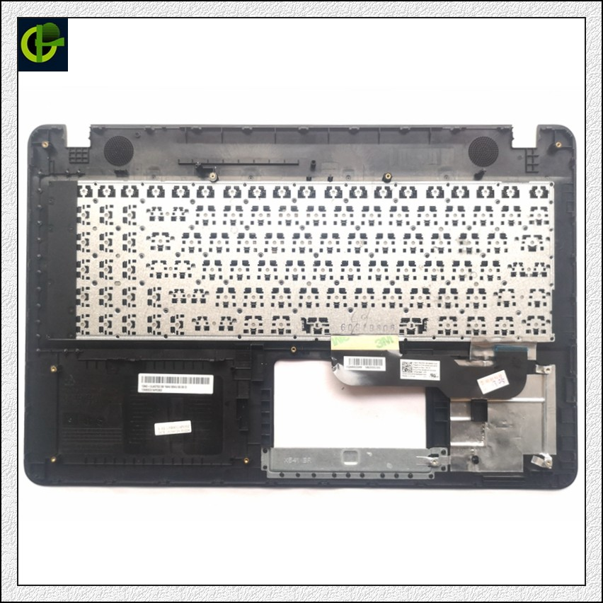 Image 2 - New Russian keyboard with palmrest cover for Asus X541 X541U X541UA X541UV X541S X541SA X541UJ R541U R541 X541L case RU-in Replacement Keyboards from Computer & Office on