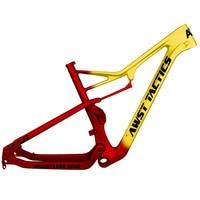 27.5 ENDURO Bicycle Frame Full Suspension Mountain Bike Frame Carbon 650B MTB Frame 29er all MTB Frame Boost 148x12mm Downhill