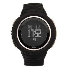 2016 Nueva Inteligente de Gran Alcance Senderismo Deportes Relojes Digitales Con Altímetro Barómetro Termómetro Tiempo Worldtime 5ATM 50 M Impermeable