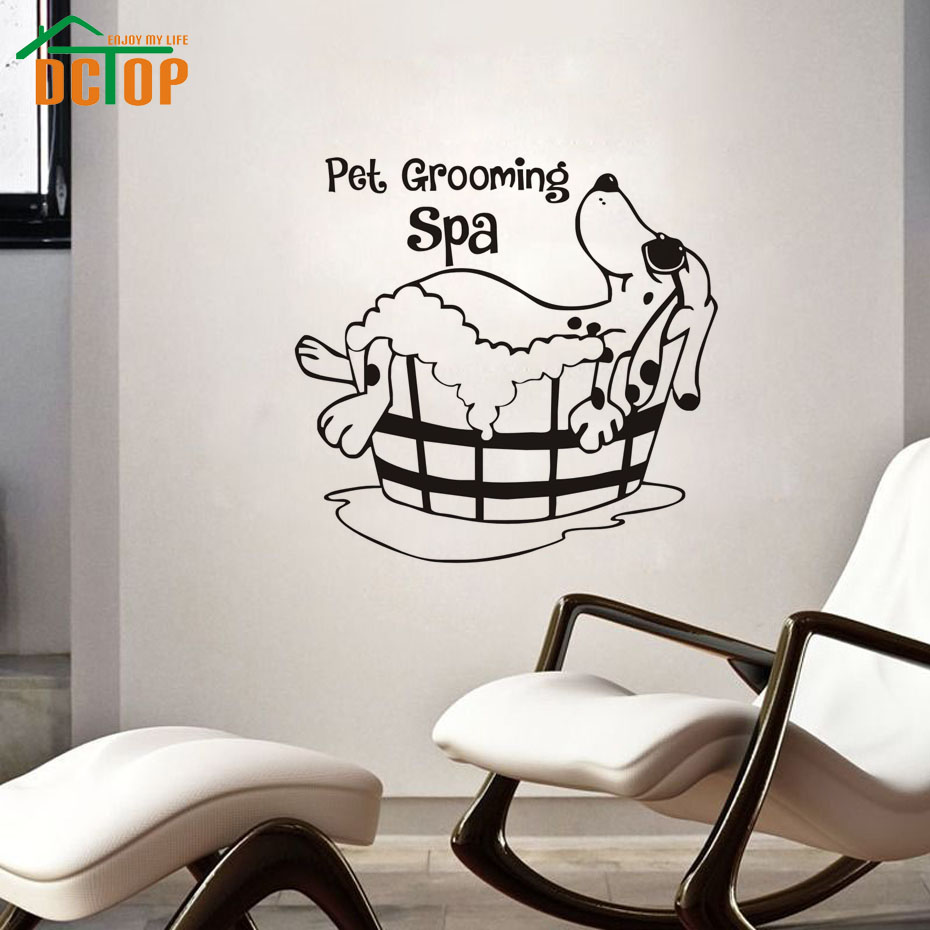 Online get cheap spa para perros alibaba for Phrases murales