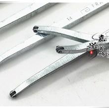 Размер#5-#15 Millgrain колеса HSSL квадратная ручка 67 мм инструменты для изготовления ювелирных изделий нож для Graver Max ювелирное оборудование