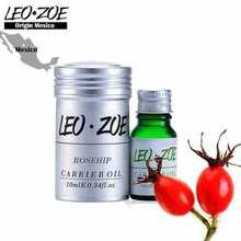 Rosehip oil Famous Brand LEOZOE Certificate of origin Mexico Rosehip essential oil