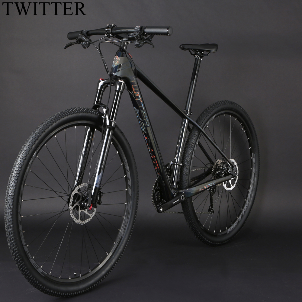 NEW HOT!! Carbon Complete Bicycle 29er Mtb Bike 15 17 19 Bicicletas mountain bike 29 Mtb bike 2017 new carbon mtb 29er mountain complete bike 15 5 16 5 17 5 19 carbon mtb frame 29 bicicletas mountain bike 29