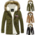 2017 Nova Moda Dos Homens do Algodão-acolchoado Outerwear Roupas Casuais Masculino Casaco Amassado Para Baixo Casaco de Inverno Parkas Quente Y245