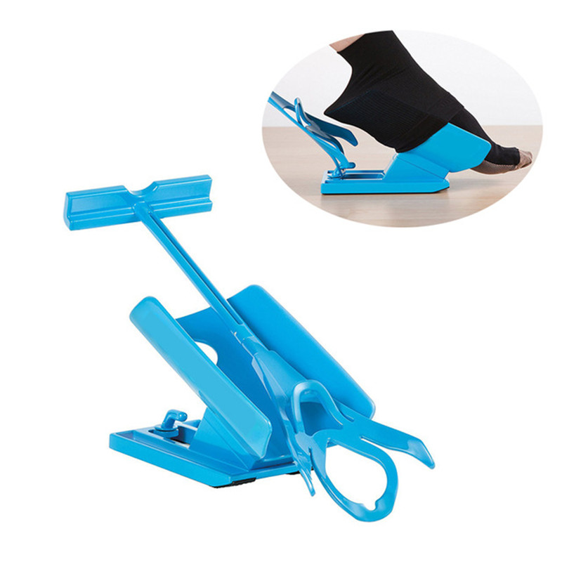 Einfach zu Leicht Aus Socke Aid Kit Socke Helfer Schnelle und Einfache Slider Möglichkeit Auf Socken